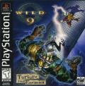 Wild 9 PlayStation Front Cover