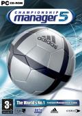 Championship Manager 5 Windows Front Cover