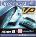 Vanishing Point Dreamcast Front Cover