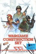 Wargame Construction Set DOS Front Cover