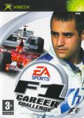 F1 Career Challenge Xbox Front Cover