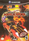 Hot Wheels: World Race GameCube Front Cover