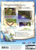 Phantom Brave PlayStation 2 Back Cover
