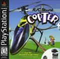R/C Stunt Copter PlayStation Front Cover