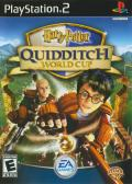 Harry Potter: Quidditch World Cup PlayStation 2 Front Cover