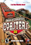 World's Greatest Coasters 3D Windows Front Cover