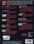 Interplay's 10 Year Anthology DOS Back Cover
