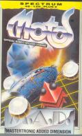 Motos ZX Spectrum Front Cover