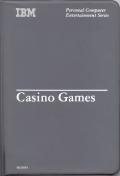 Casino Games DOS Front Cover