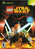 LEGO Star Wars: The Video Game Xbox Front Cover