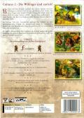 Cultures 2: The Gates of Asgard Windows Back Cover