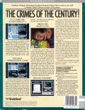Where in the World is Carmen Sandiego? Commodore 64 Back Cover