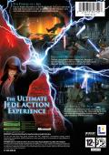 Star Wars: Episode III - Revenge of the Sith Xbox Back Cover