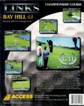 Links: Championship Course - Bay Hill Club & Lodge DOS Back Cover