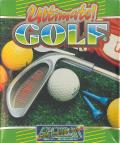 Greg Norman's Shark Attack! The Ultimate Golf Simulator Atari ST Front Cover