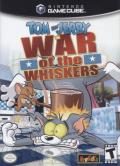 Tom and Jerry in War of the Whiskers GameCube Front Cover
