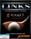 Links: Championship Course - Hyatt Dorado Beach DOS Front Cover