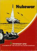 Nukewar Apple II Front Cover
