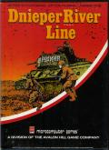Dnieper River Line Commodore 64 Front Cover