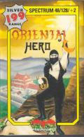 Oriental Hero ZX Spectrum Front Cover