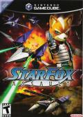 Star Fox Assault GameCube Front Cover