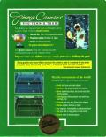 Jimmy Connors Pro Tennis Tour DOS Back Cover