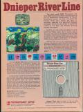 Dnieper River Line Commodore 64 Back Cover