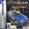 Top Gear Rally Game Boy Advance Front Cover