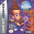 The Adventures of Jimmy Neutron: Boy Genius - Attack of the Twonkies Game Boy Advance Front Cover