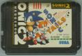 Sonic the Hedgehog 2 Genesis Media