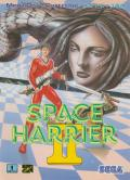 Space Harrier II Genesis Front Cover
