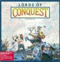 Lords of Conquest Apple II Front Cover