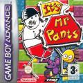 It's Mr Pants Game Boy Advance Front Cover