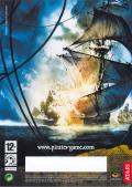 Sid Meier's Pirates! (Limited Edition) Windows Other Keep Case - Back