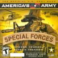 America's Army: Special Forces Windows Front Cover