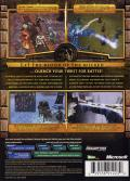 Dungeon Siege Windows Back Cover