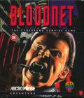 BloodNet DOS Front Cover