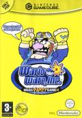 WarioWare, Inc.: Mega Party Game$! GameCube Front Cover