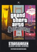 Grand Theft Auto: San Andreas Windows Other Disc Holder - Front