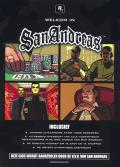 Grand Theft Auto: San Andreas Windows Other Disc Holder - Back