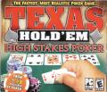 Texas Hold'em: High Stakes Poker Windows Front Cover