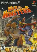 War of the Monsters PlayStation 2 Front Cover