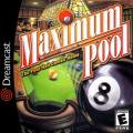 Maximum Pool Dreamcast Front Cover