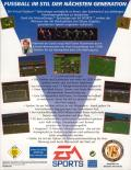 FIFA Soccer 96 DOS Back Cover
