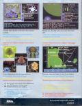 Starflight 2: Trade Routes of the Cloud Nebula Amiga Back Cover