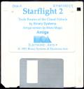 Starflight 2: Trade Routes of the Cloud Nebula Amiga Media Disk A - B