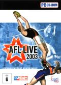 AFL Live 2003 Windows Front Cover