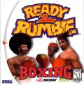 Ready 2 Rumble Boxing Dreamcast Front Cover
