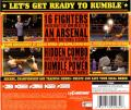 Ready 2 Rumble Boxing Dreamcast Back Cover