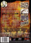 Fallout Tactics: Brotherhood of Steel  Windows Back Cover